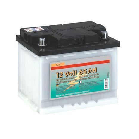 12V špeciálne mokré akumulátory 65AH pre elektrické oplotky
