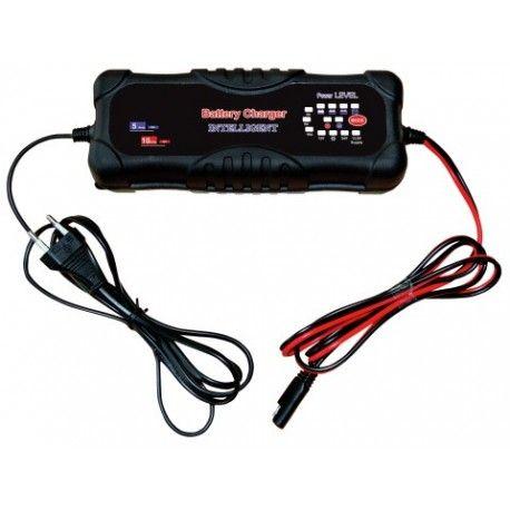 Automatická nabíjačka pre 12V batérie