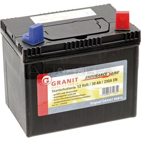 Batéria naplnená bez údržby 12V 30Ah Ca/Ca technológia