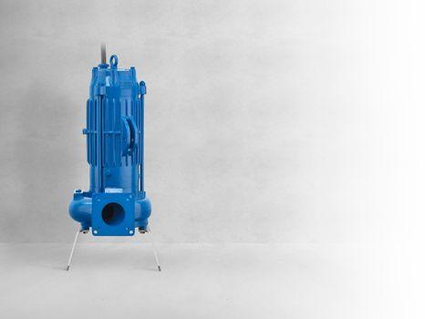 Čerpadlo s ponorným motoromn AT 44-F pre suchú inštaláciu