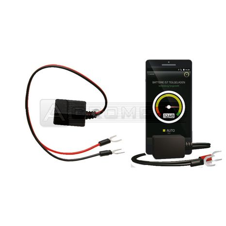 GRANIT Batéria Guard - Monitorovacie napätie