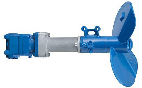 Miešadlo s hydraulickým pohonom HP 10-200