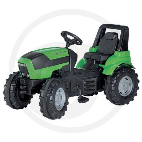 Šľapací traktor ROLLY TOYS Deutz Agroton