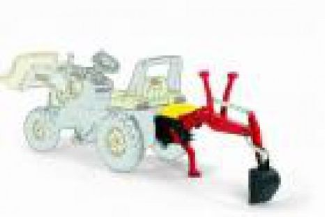 ROLLY TOYS Zadný báger k traktoru Rolly toys