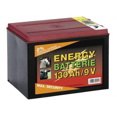 Zinkovo – uhlíkové suché batérie 9V,130Ah