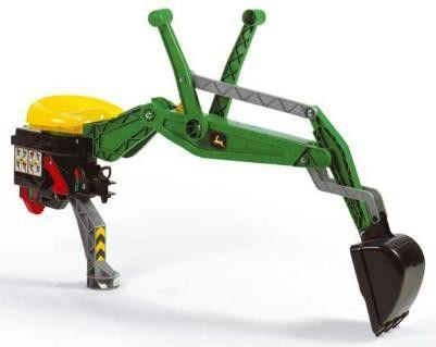 ROLLY TOYS Zádaný báger k traktoru JOHN DEERE Rolly toys